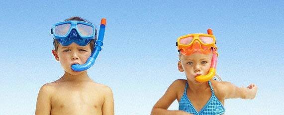 Children Snorkels Pediatric Dentist Las Vegas