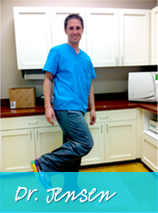 Dr. Jaren Jensen  - Smile Reef Pediatric Dentistry