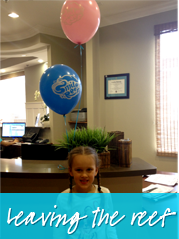 Leaving The Reef - Smile Reef Pediatric Dentistry
